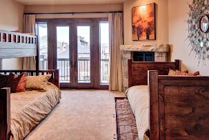 Park City Vacation Rentals - Bunk Room