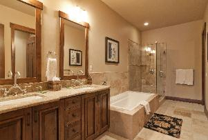 The Canyons Ski Resort Vacation Rental - Juniper Bath