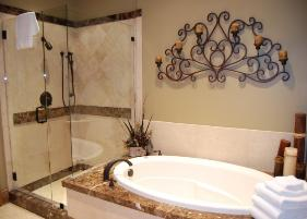 Park City Vacation Rental - Master Bath