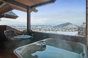 The Canyons Ski Resort Vacation Rental - Juniper Hot Tub