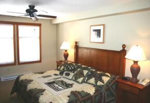 Solitude Vacation Rental - 2nd Bedroom