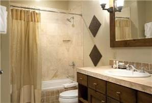 Park City Vacation Rental - 2nd Attached Full Bathroom