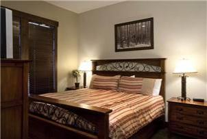 Park City Vacation Rental - 2nd Bedroom with King Bed