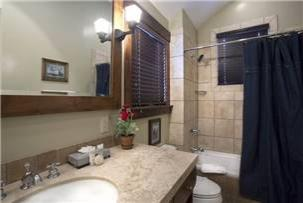 Park City Vacation Rental - 3rd Attached Full Bathroom