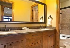Park City Vacation Rental - Lower Level Full Bathroom