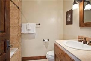 Park City Vacation Rental - Attached Bathroom