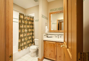 Deer Valley Vacation Rental - 4th Bathroom