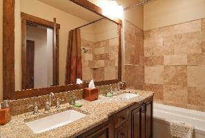 The Canyons Ski Resort Vacation Rental - Juniper Bathroom