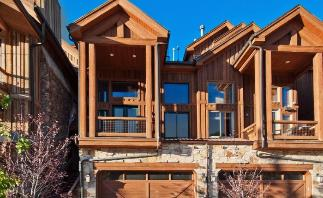 Park City Vacation Rental - Lower Deer Valley Home