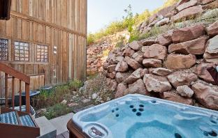 Park City Vacation Rental - Outdoor Hot Tub