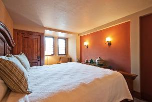 Park City Condo Rental - 2nd Bedroom with King Bed