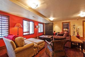 Park City Condo Rental - Open Floor Plan for Entertaining