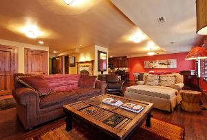Park City Condo Rental - Spacious Great Room