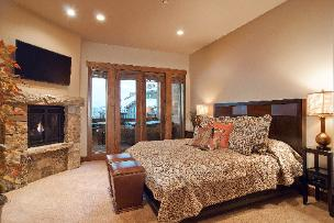 The Canyons Ski Resort Vacation Rental - Juniper Bedroom