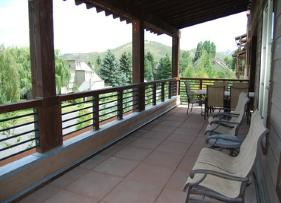 Park City Vacation Rental- Deck