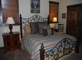 Park City Vacation Rental - 2nd Master Bedroom