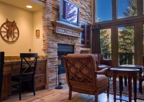 Deer Valley Vacation Rental - Desk