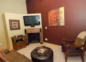 Deer Valley Vacation Rental - Upstair Den