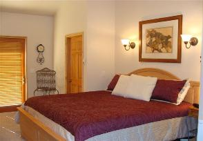 Park City Vacation Rental - King Bed