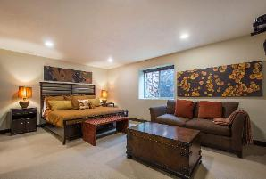 Park City Vacation Rental - 3rd Bedroom