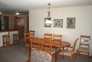 Solitude Vacation Rental - Dining Room