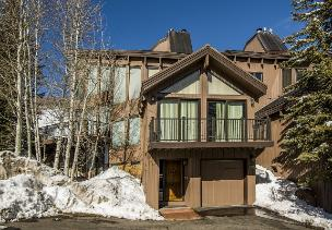 Very Large Deer Valley End Unit Townhouse Private Hot Tub