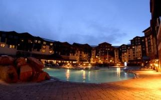 Vacation Rental at the Grand Summit at The Canyons - pool