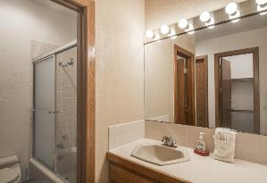 Deer Valley Vacation Rental - 3rd Bedroom Bathroom