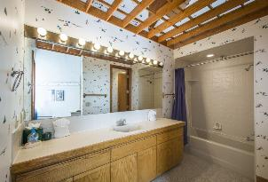 Deer Valley Vacation Rental - 2nd Bedroom Bathroom