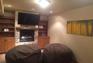 Park City Vacation Rental - Theater Room