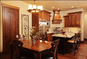 Park City, The Canyons Vacation Rental - Dining and Kitchen