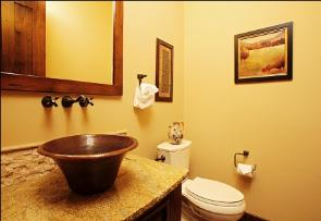 Park City, The Canyons Vacation Rental - Guest Bath