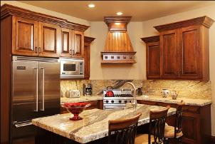 Park City, The Canyons Vacation Rental - Kitchen