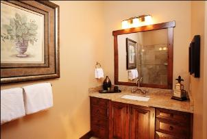 Park City, The Canyons Vacation Rental - Master Bath