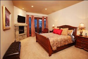 Park City, The Canyons Vacation Rental - Master Bedroom