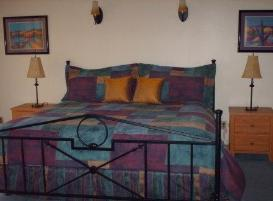 Park City Vacation Rental - Spacious Master Bedroom Suite
