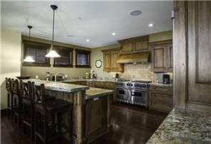 Park City Vacation Rental - Gourmet Kitchen