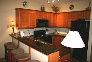 Solitude Vacation Rental - Kitchen