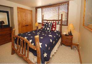 Park City Vacation Rental - Bedroom