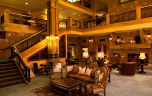 Vacation Rental at the Grand Summit at The Canyons - lobby