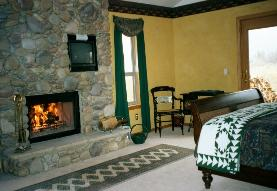 Deer Valley / Park City Area Vacation Home  - Master Bedroom