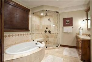 Park City Vacation Rental - Master Bathroom
