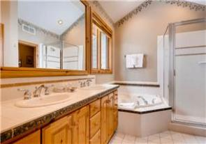 Deer Valley Vacation Rental - 3rd Bathroom