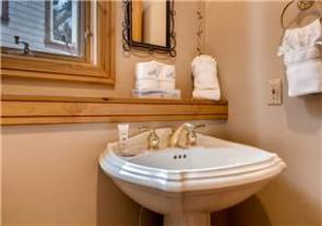 Deer Valley Vacation Rental - Powder Room