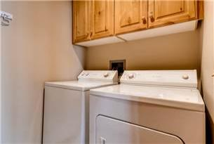 Deer Valley Vacation Rental - Laundry Room