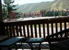 Park City Vacation Rental - View