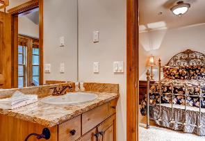 Park City Vacation Rental - 3rd and 4th Shared Bath