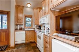 Park City Vacation Rental - Studio Kitchen