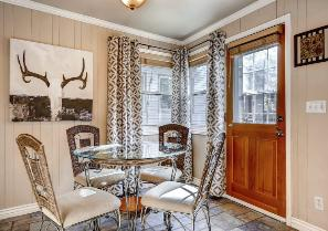 Park City Vacation Rental - Dining Area