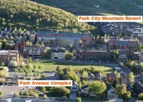 Park City Vacaton Rental - Location